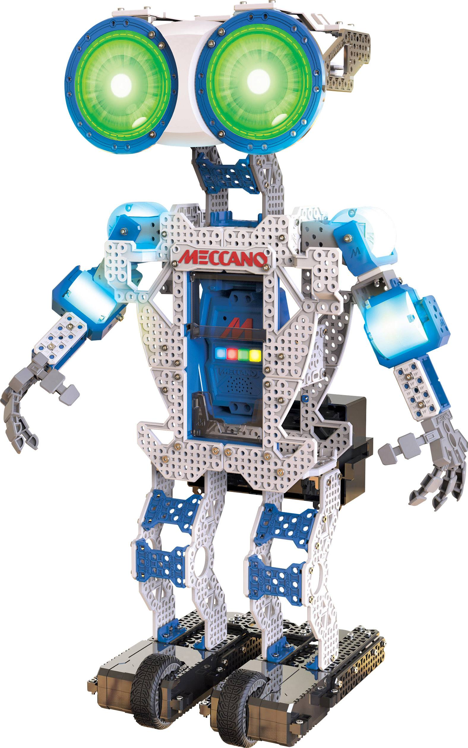 Roboti - stavebnice