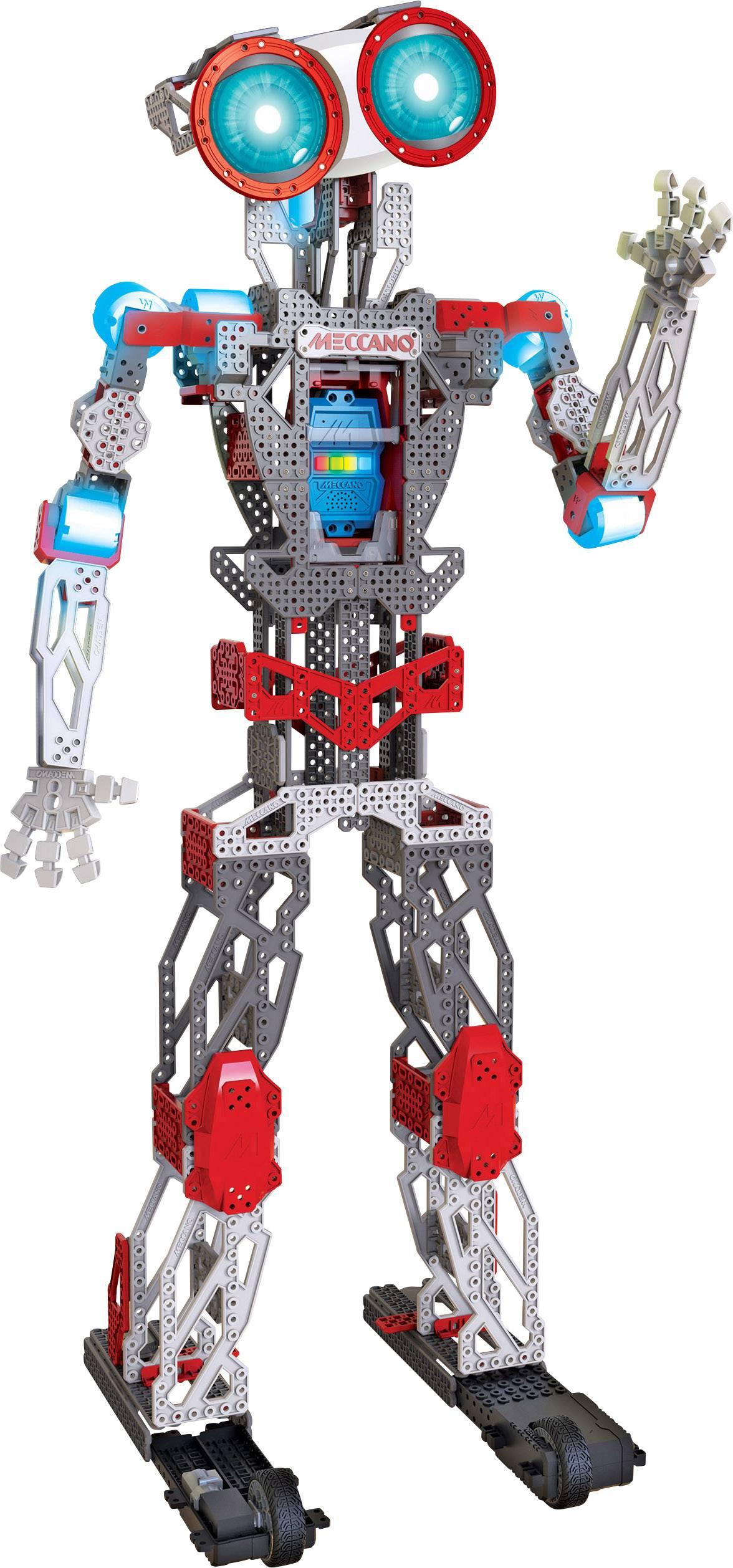 Hračka robota Meccano Tech Meccanoid XL 2.0 (GS16 KS), 122 cm