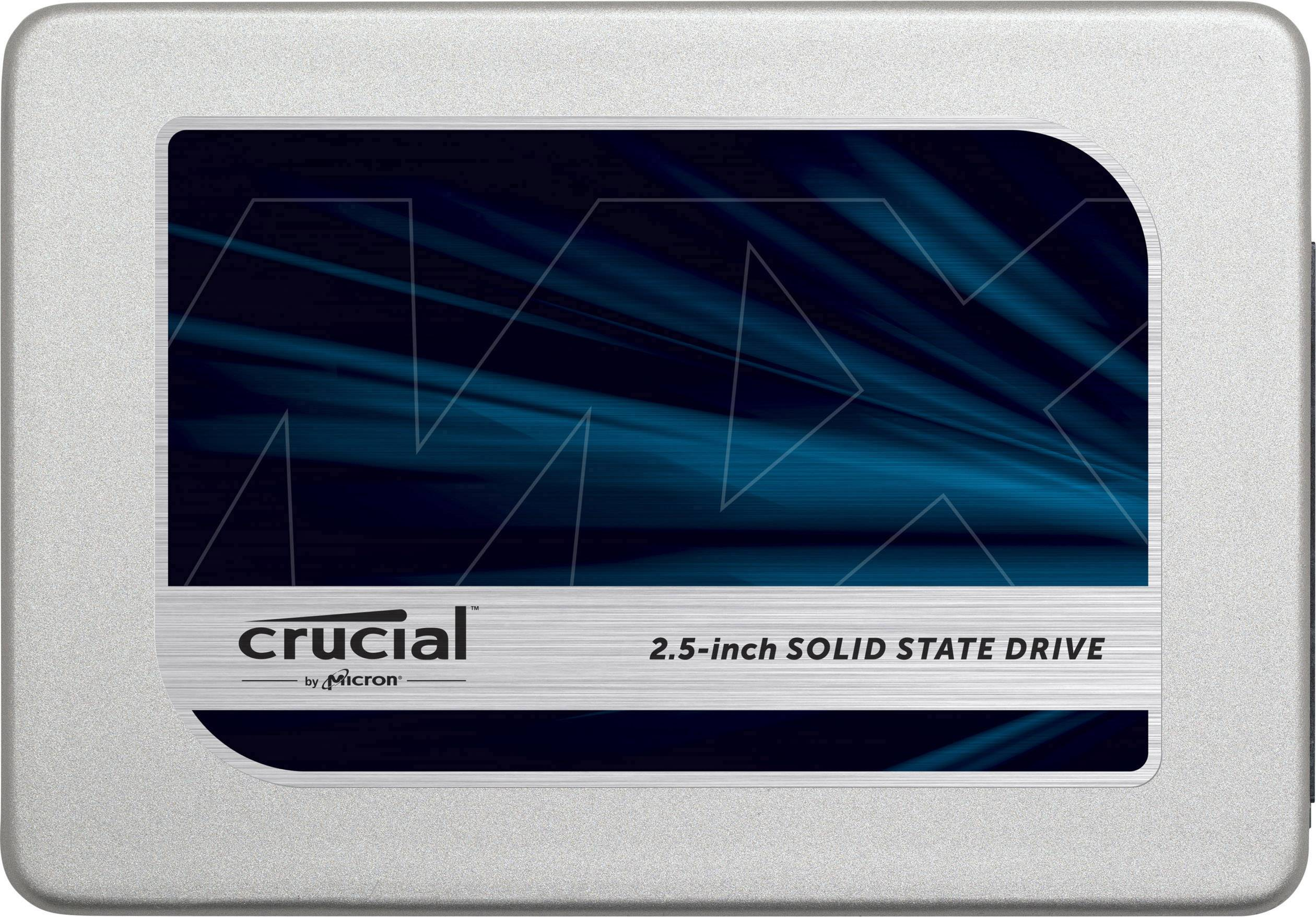 "Interní SSD pevný disk 6,35 cm (2,5 "") Crucial MX300, SATA III, 1 TB"