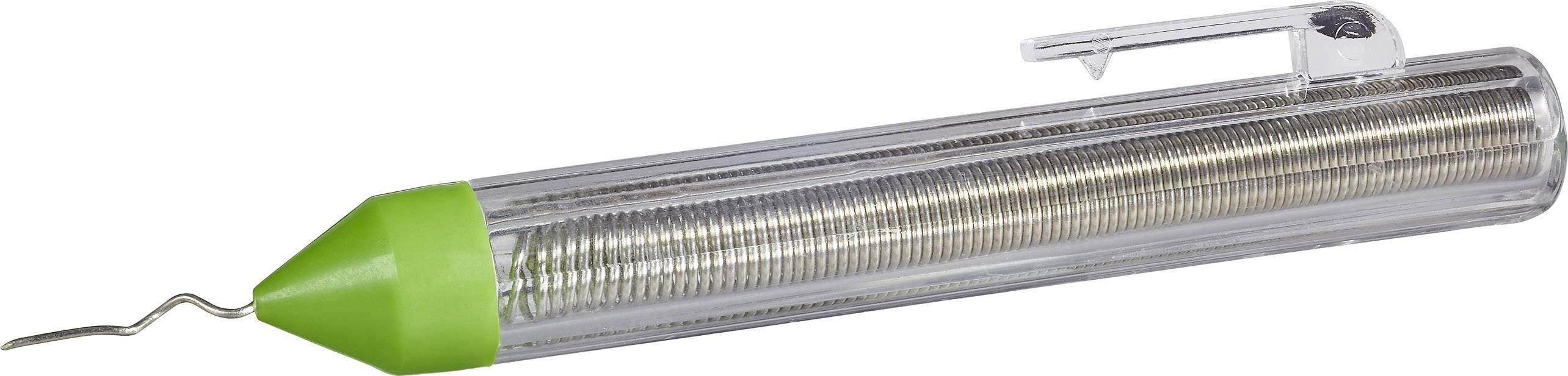 Bezolovnatý pájecí cín TOOLCRAFT SW-1, tužka, bez olova, 17 g