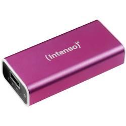 Powerbanka Intenso 5200 Li-Ion akumulátor 5200 mAh, růžová