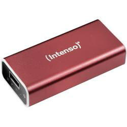 Powerbanka Intenso 5200 Li-Ion akumulátor 5200 mAh, červená