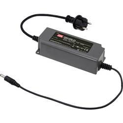 Stolní napájecí adaptér, stálé napětí Mean Well OWA-60E-48 48 V/DC 1.25 A 60 W