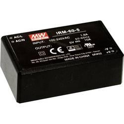 Sieťový zdroj AC/DC do DPS Mean Well IRM-60-48, 60 W