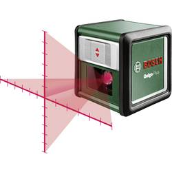 Bosch Home and Garden Quigo Plus optický nivelační přístroj samonivelační, vč. stativu dosah (max.): 7 m