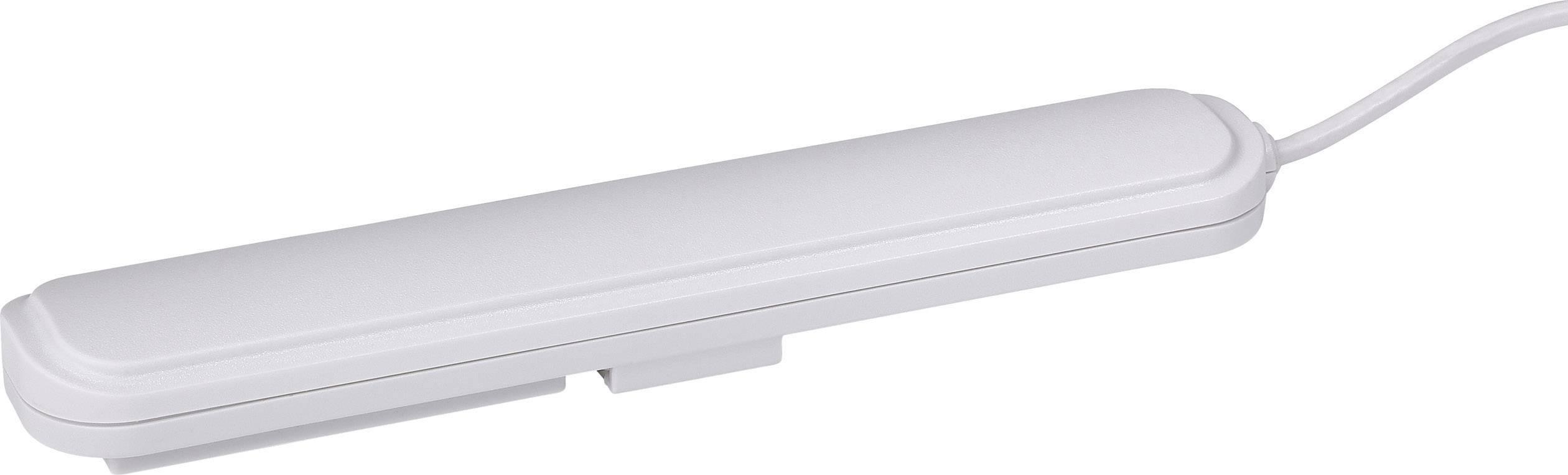 Aktivní plochá DVB-T/T2 anténa Renkforce DA-7361, vnitřní, 13 dB, bílá