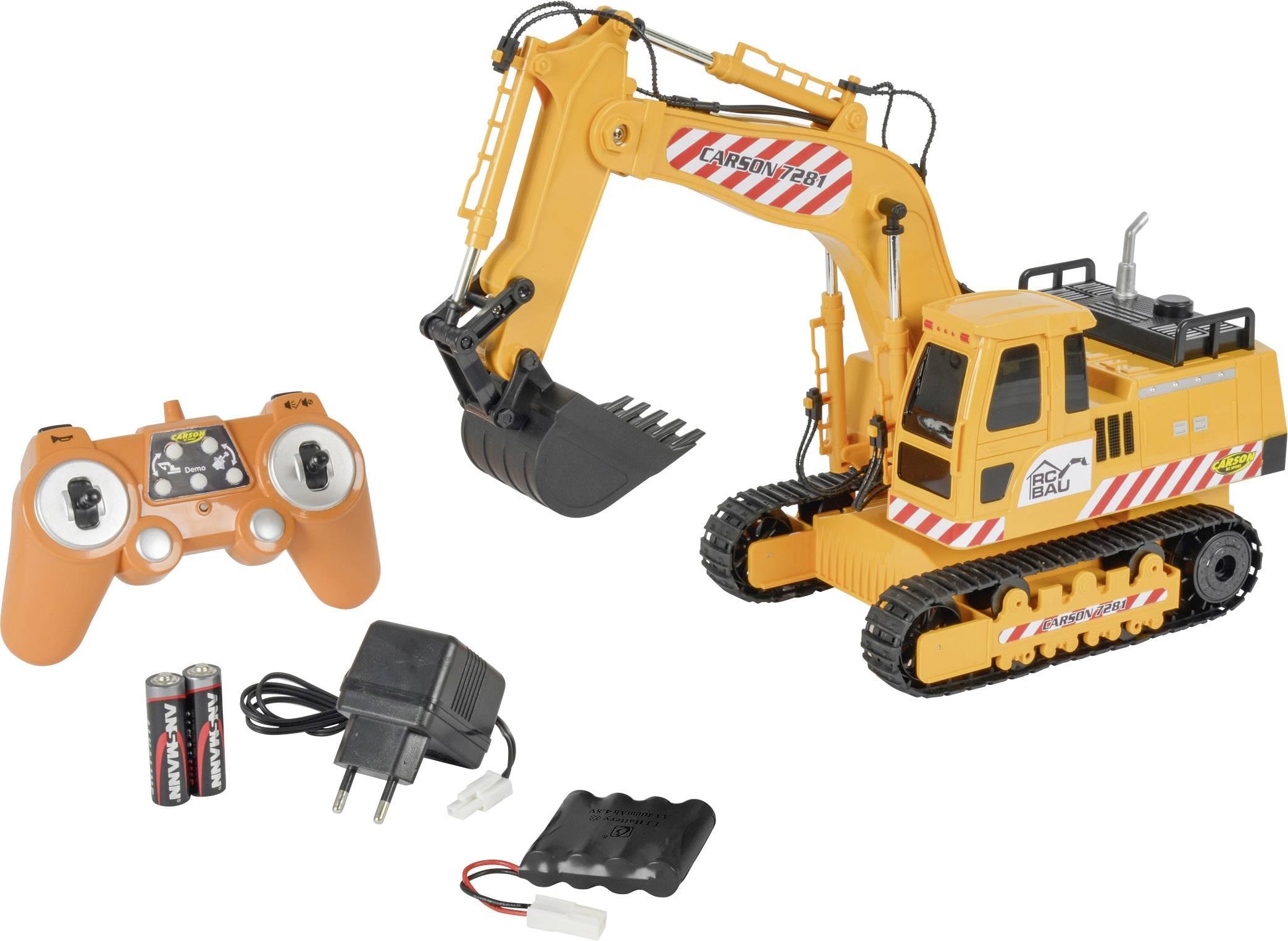 RC funkční model stavební vozidlo Carson RC Sport 500907281 1:20