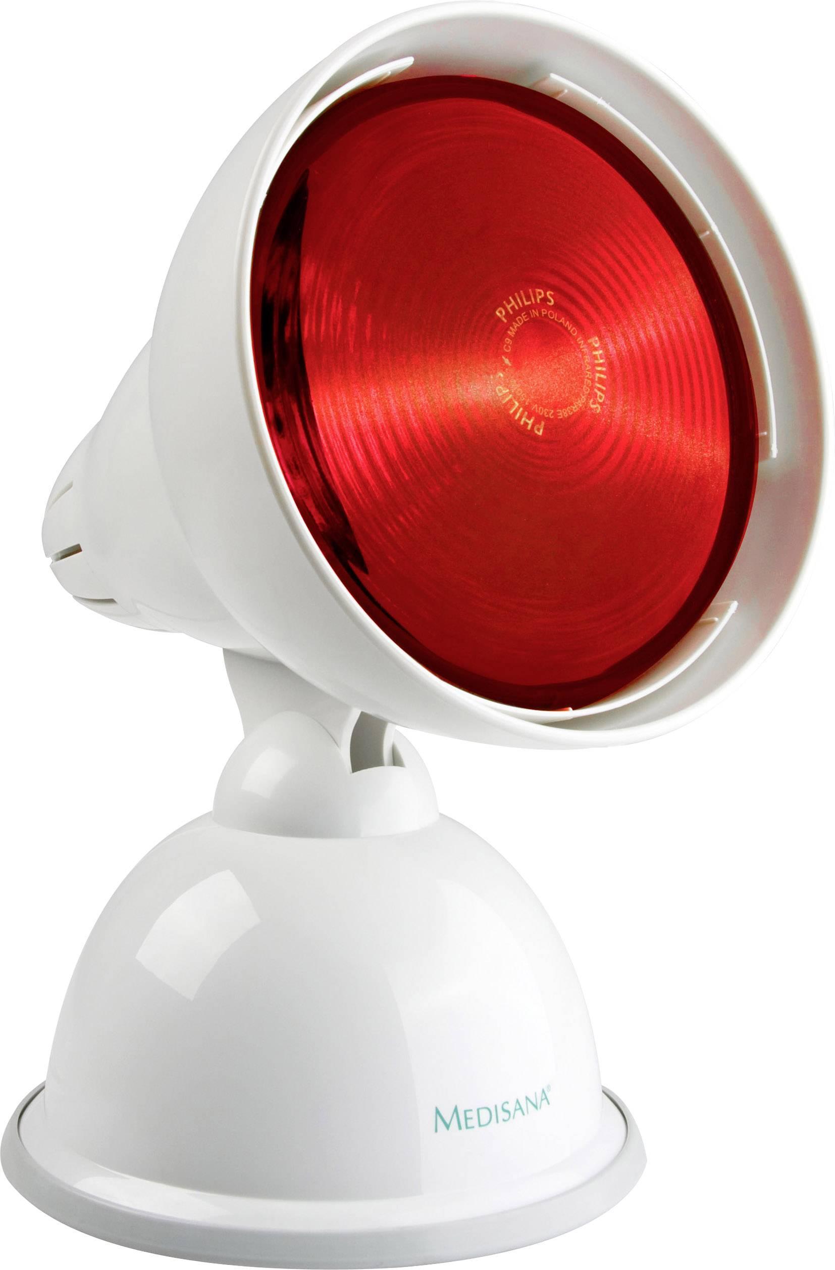 Infračervená lampa Medisana IRL, 150 W