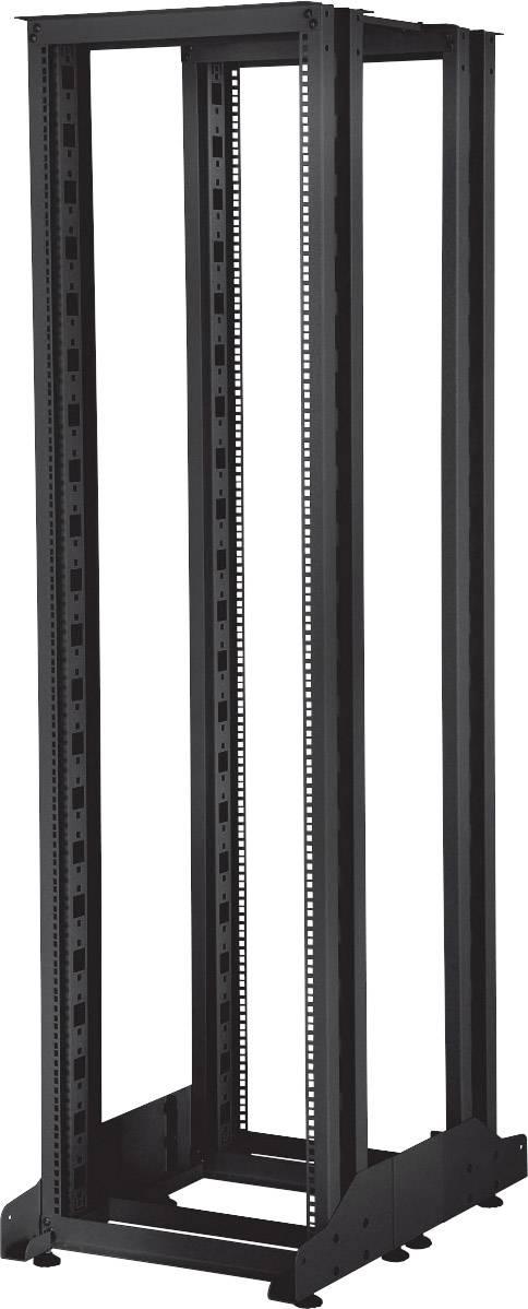 """19"""" rám rozváděče Digitus Professional DN-19 42U-D-SW DN-19 42U-D-SW, 42 U, černá (RAL 9005)"""
