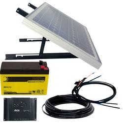 Solárne zariadenie Phaesun Energy Generation Kit Solar Rise Nine 1.0 600299, 10 Wp, vr. akumulátora, vr. kábla, vr. nabíjacieho regulátora