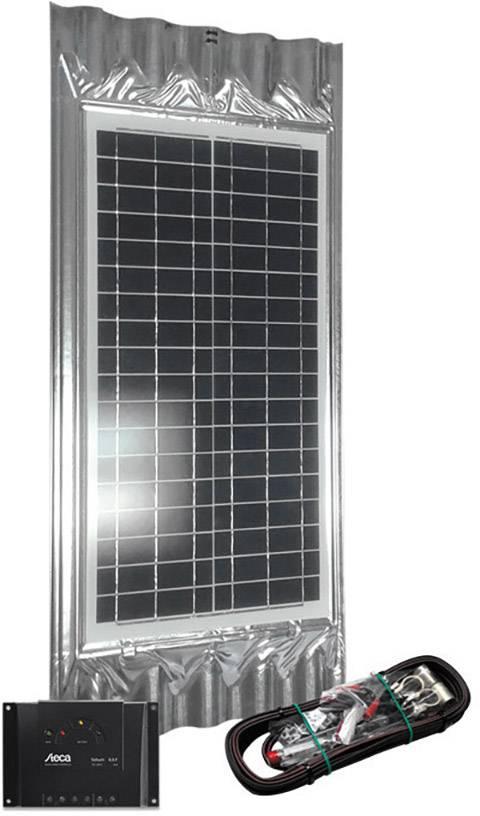 Solární sada Phaesun Sun Wave 50 Kit 380110, 50 Wp, vč. nabíjecího regulátoru, vč. kabelu