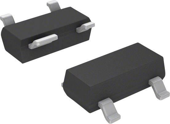 Dioda PIN Infineon BAR61 (trojitý), 140 mA, U(R) 100 V, SOT 143
