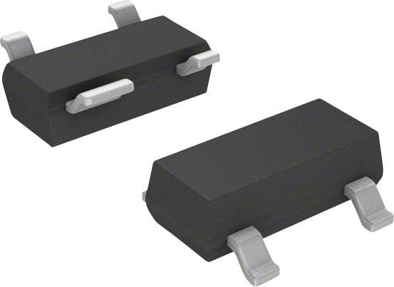 Tranzistor SMD NXP Semiconductors BCX 17, PNP, SOT-23, -500 mA, -45 V
