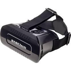 61c9c38c3 3D okuliare pre virtuálnu realitu Basetech VR Pro, čierna