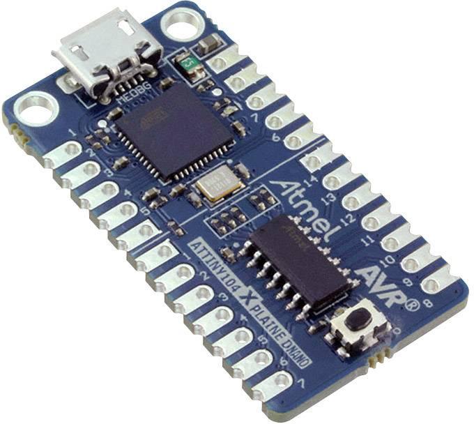 Vývojová deska Microchip Technology ATTINY104-XNANO