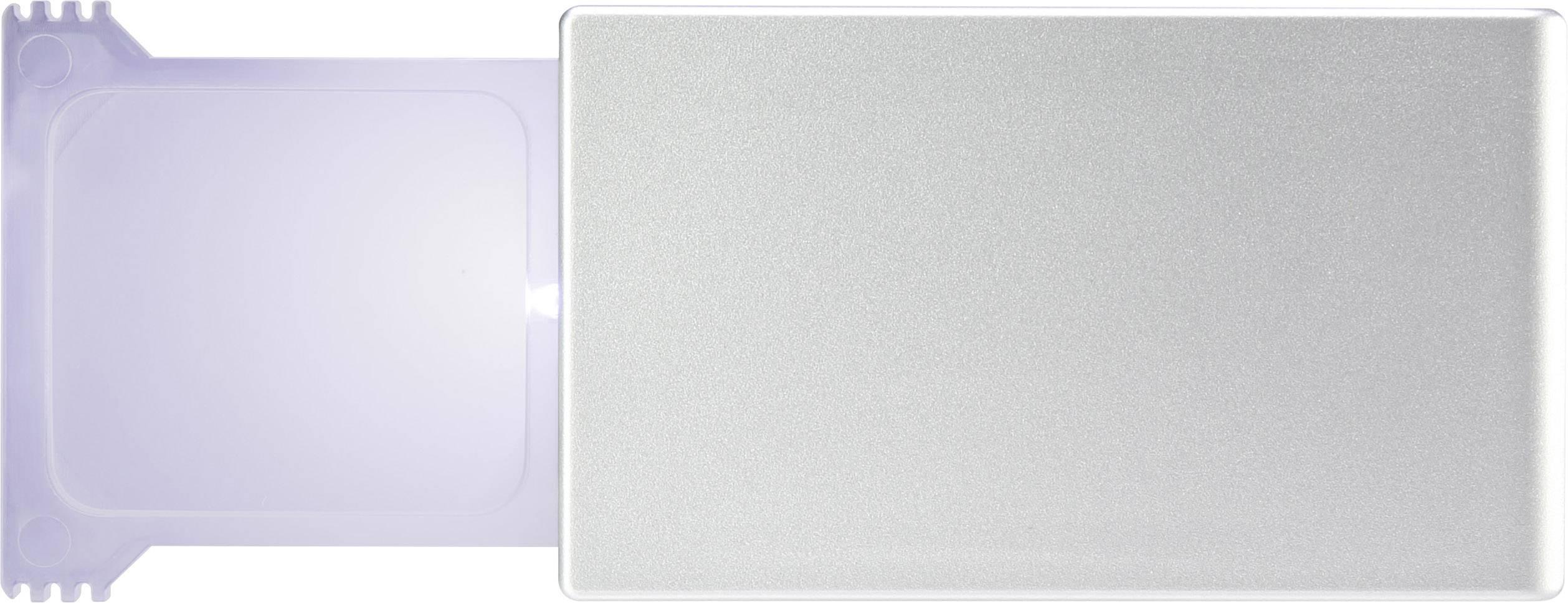 LED posuvný lupa 2x 44 x 39 mm TOOLCRAFT 1457115 2 x