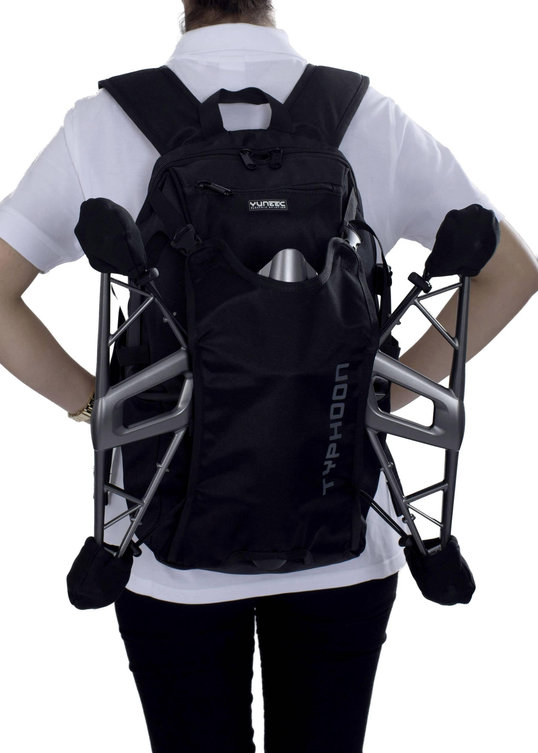 Přepravní batoh pro drony Yuneec Q500