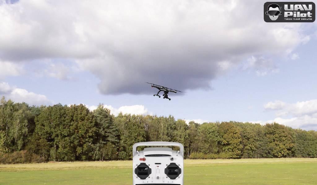 UAV letový simulátor USB Stick Yuneec