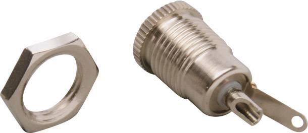Nízkonapěťový konektor BKL Electronic 072341/L, zásuvka, vestavná vertikální, 5.7 mm, 2.1 mm, 1 ks