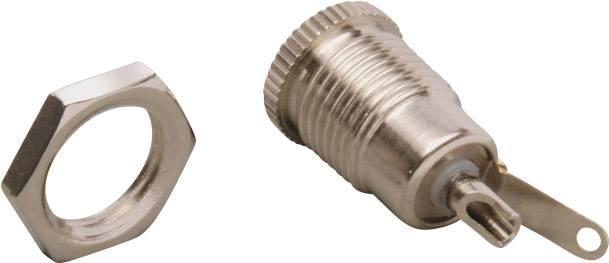 Nízkonapěťový konektor BKL Electronic 072342/L, zásuvka, vestavná vertikální, 5.6 mm, 2.5 mm, 1 ks