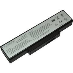 Akumulátor do notebooku ipc-computer A0K720 10.8 V 5200 mAh, Náhrada za originální akumulátor07G016CQ1875M, 70-NX01B1000Z, 70-NXH1B1000Z, 70-NZY1B1000Z, 90-NXH1B1000Y, A32-K72, A32-N71, K72L623, 0B20-00LX000P, 07G016CB1875