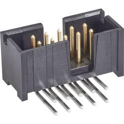 Kolíková lišta TE Connectivity 5103311-3 2.54 mm, počet pólů: 16, 1 ks