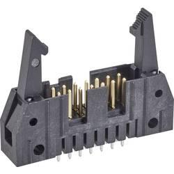 Kolíková lišta TE Connectivity 5499922-6 s dlouhou vysouvací páčkou, rastr (rozteč): 2.54 mm, počet pólů: 26, 1 ks