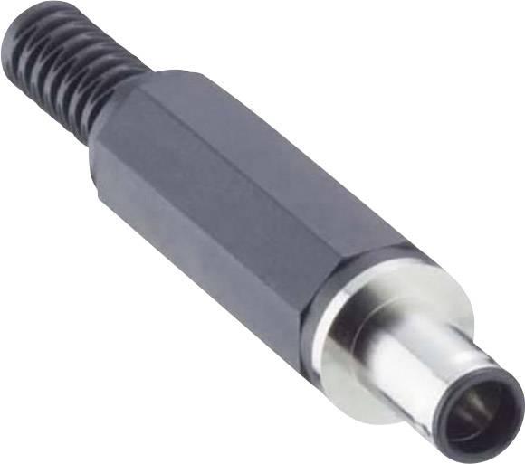 Nízkonapäťový konektor zástrčka, rovná Lumberg 1636 07, 5.6 mm, 0.9 mm, 1 ks