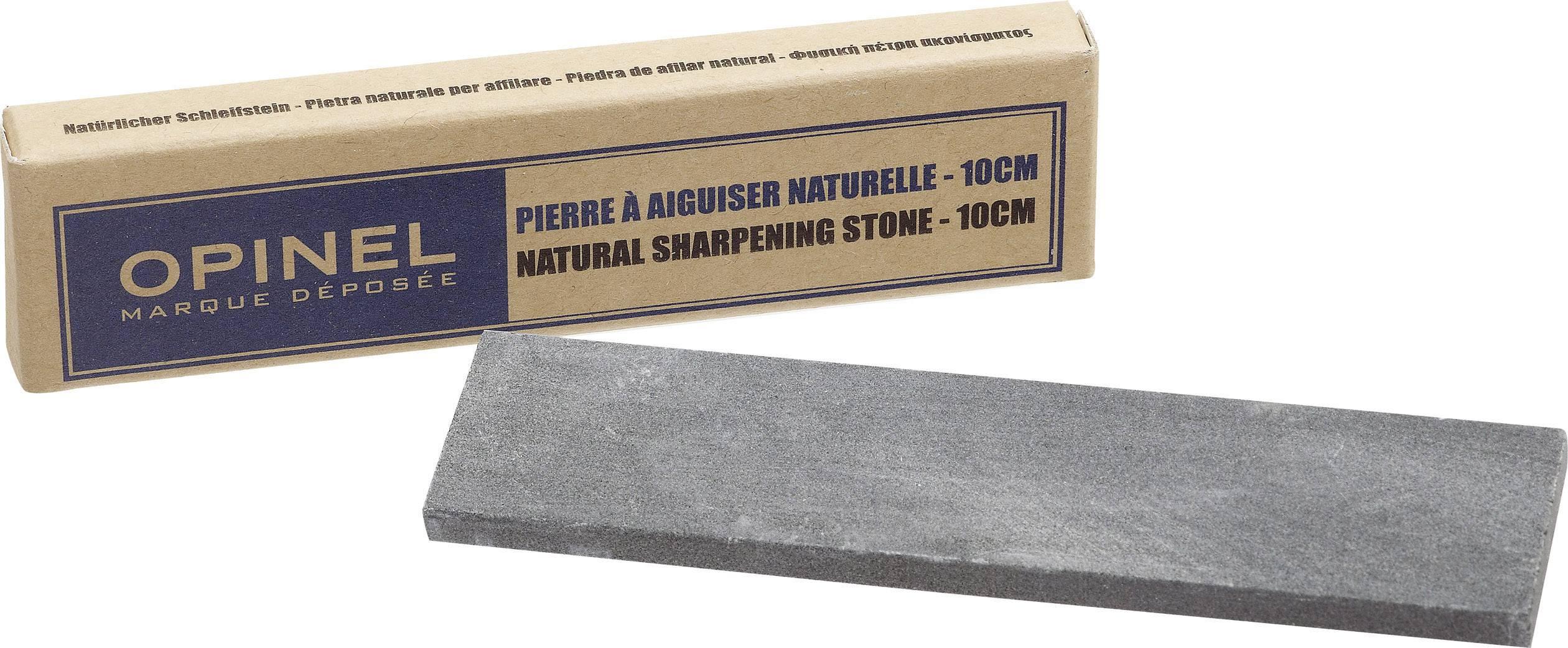 Brúsny kameň Opinel 254323, sivá