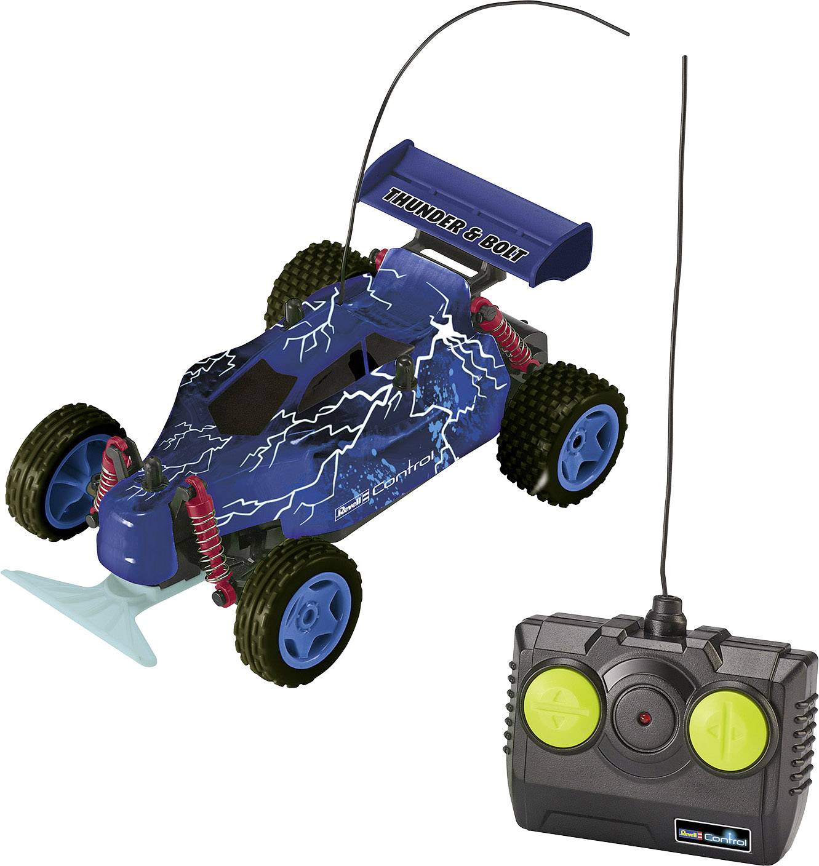 RC model auta Buggy Revell Control Thunder & Bolt 24614, 1:24