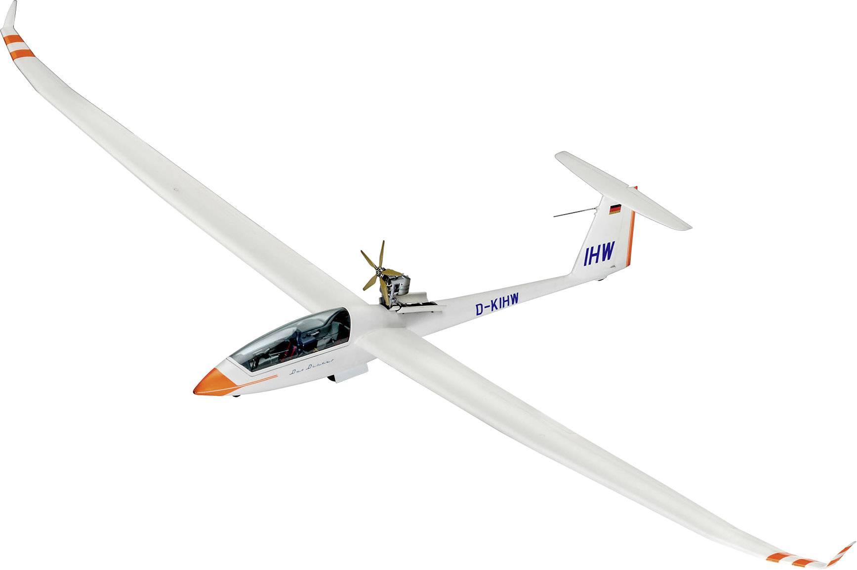 Model letadla, stavebnice Revell 03961 Duo Discus Duo Discus 1:32