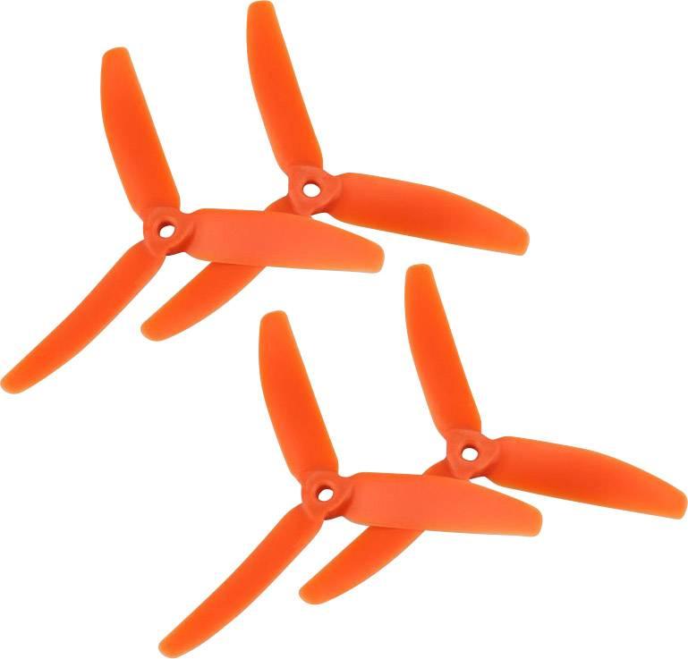 """Sada vrtulí racekoptéry GEMFAN 5 x 4 """" (12.7 x 10.2 cm)"""
