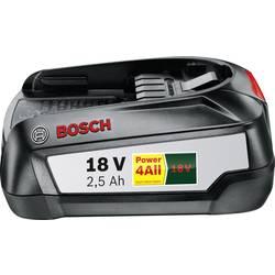 Náhradní akumulátor pro elektrické nářadí, Bosch Home and Garden PBA 1600A005B0, 18 V, 2.5 Ah, Li-Ion akumulátor