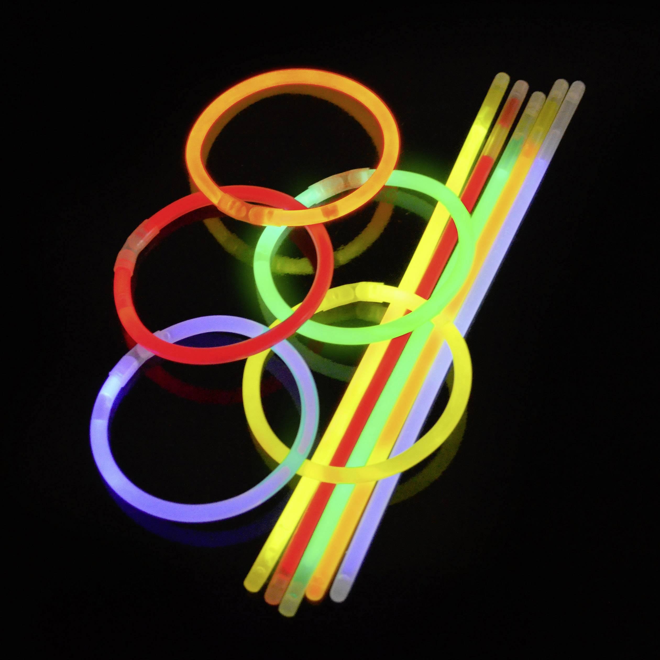 Sada svíticích tyčinek Snappy 701040, 20 cm, 25dílná, barevná