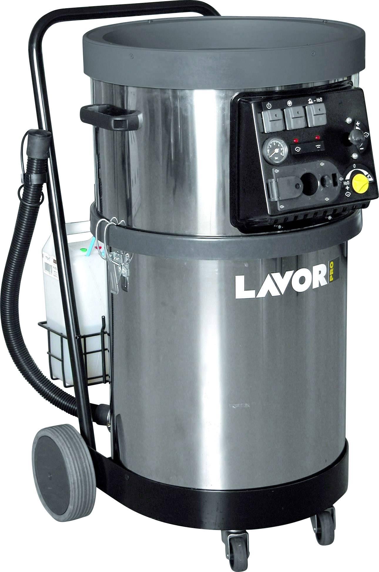 Parný čistič Lavor GV Etna 4000 Plus 8.451.0101, 1100 W, sivostrieborná