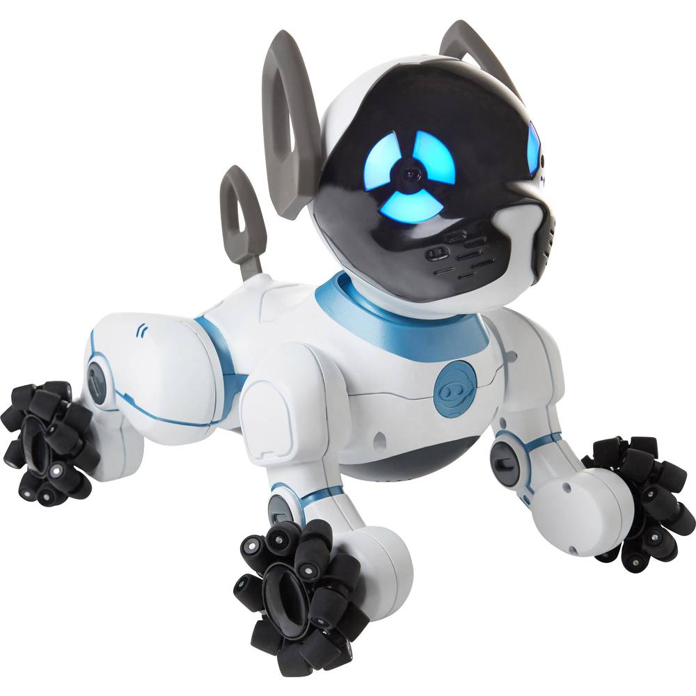 robotick hra ka wowwee robotics chip roboterhund. Black Bedroom Furniture Sets. Home Design Ideas