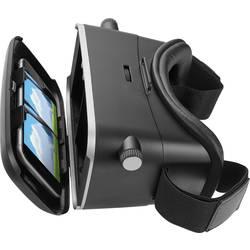 Brýle pro virtuální realitu Renkforce RF-4388499 černá