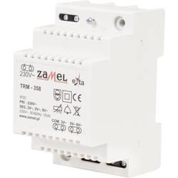 Zvonkový transformátor 3 V/AC, 5 V/AC, 8 V/AC 5 A Zamel TRM-358