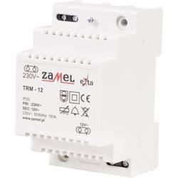 Zvonkový transformátor 12 V/AC 1.25 A Zamel TRM-12