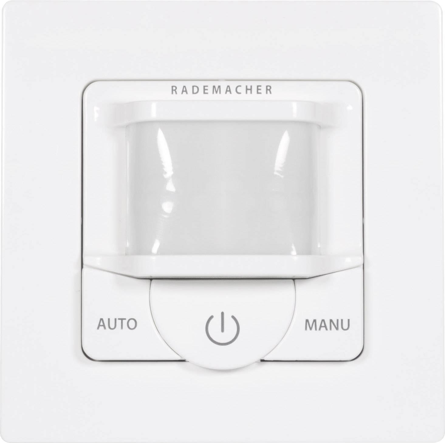 Bezdrôtový detektor pohybu zabudovateľný WR Rademacher Rademacher DuoFern 9484