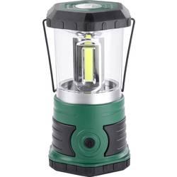 LED campingový lampáš Ampercell Korsika 10401, 700 g, tmavozelená, čierna