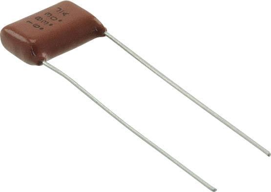 Panasonic ECQ-E6223JF radiálne vývody, 0.022 µF, 630 V/DC,5 %, 10 mm, (d x š) 12 mm x 5.3 mm, 1 ks
