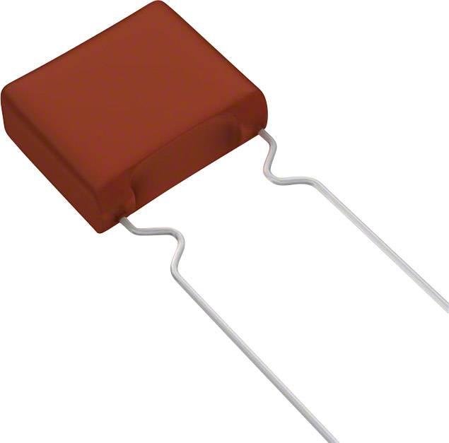 Fóliový kondenzátor Panasonic ECW-F2W124JAQ radiální, 0.12 µF, 450 V/DC,5 %, 10 mm, (d x š) 13 mm x 5.4 mm, 1 ks