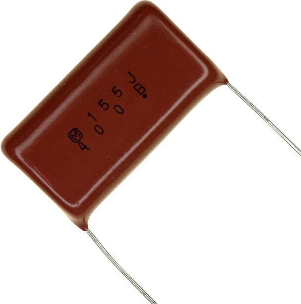 Panasonic ECQ-E4155KF radiálne vývody, 1.5 µF, 400 V/DC,10 %, 27.5 mm, (d x š) 31 mm x 9.5 mm, 1 ks