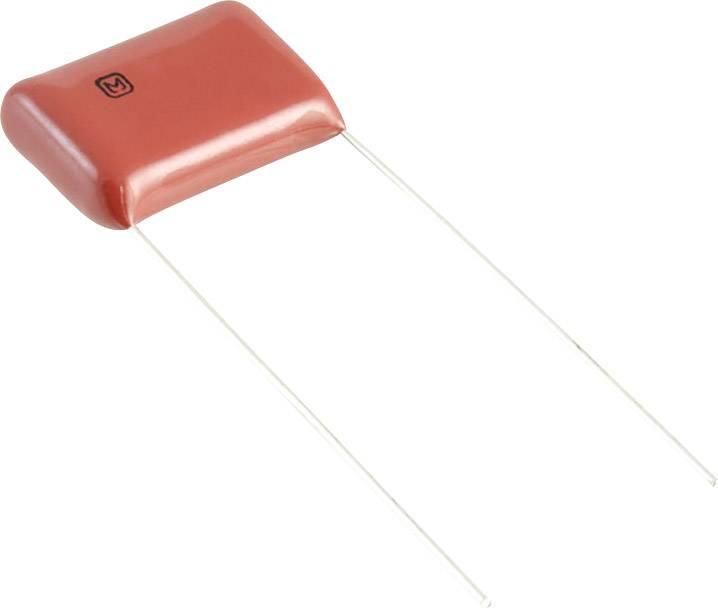 Panasonic ECQ-E2564JF radiálne vývody, 0.56 µF, 250 V/DC,5 %, 15 mm, (d x š) 18.5 mm x 5.5 mm, 1 ks