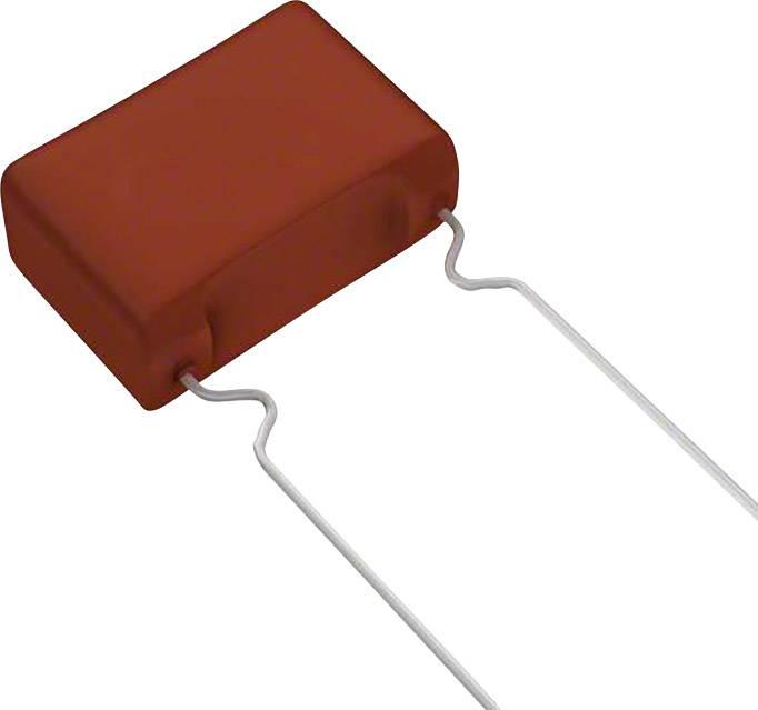 Fóliový kondenzátor Panasonic ECW-F2W474JAQ radiální, 0.47 µF, 450 V/DC,5 %, 10 mm, (d x š) 13 mm x 8.7 mm, 1 ks