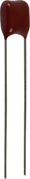 Fóliový kondenzátor Panasonic ECQ-E2683JB radiální, 0.068 µF, 250 V/DC,5 %, 5 mm, (d x š) 7.9 mm x 5.1 mm, 1 ks