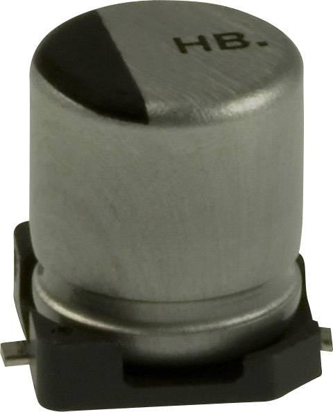 Elektrolytický kondenzátor Panasonic EEV-HB1E100R, SMD, 10 µF, 25 V, 20 %, 1 ks