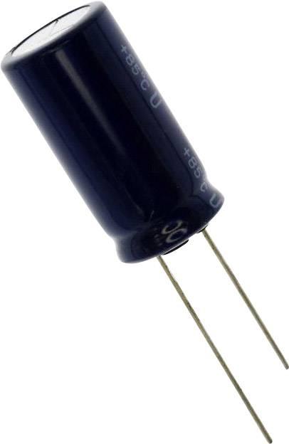 Elektrolytický kondenzátor Panasonic ECE-A1CN222U, radiálne vývody, 2200 µF, 16 V, 20 %, 1 ks