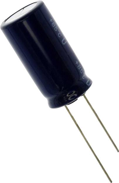 Elektrolytický kondenzátor Panasonic ECE-A1EN102U, radiálne vývody, 1000 µF, 25 V, 20 %, 1 ks